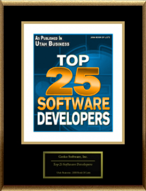 Top 25 Software Developers