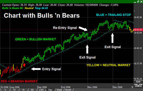 Look what a difference it makes when you trade with the Bulls 'n Bears Advantage!